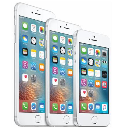 Apple-iPhone-family
